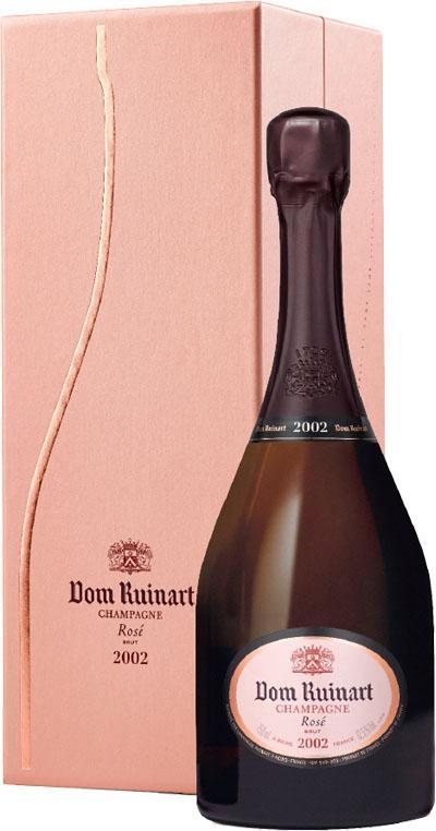 Dom Ruinart Rosé Millésimé  2007 / Ruinart