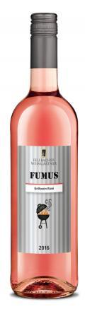 Rose FUMUS-Grillwein >C< 2016 / Fellbacher Weingärtner eG