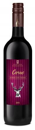 Cuvee CERVUS-Wein zum Wild  2014 / Fellbacher Weingärtner eG