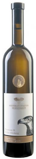 Chardonnay Premiums SL Zeller Abtsberg 2016 / Weinmanufaktur Gengenbach-Offenburg