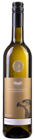 Riesling Premium trocken 2016 / Weinmanufaktur Gengenbach-Offenburg