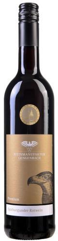 Spätburgunder Premium trocken 2015 / Weinmanufaktur Gengenbach-Offenburg