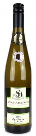 Chardonnay classic 2016 / Seidel-Dudenhöfer