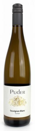 Sauvignon Blanc Qualitätswein 2016 / Weingut Puder
