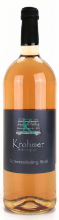 Schwarzriesling Rosé 2016 / Krohmer