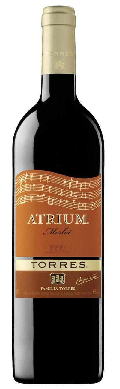 Atrium Merlot 2012 / Torres Miguel