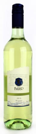 Rivaner Qualitätswein 2015 / Weingut Bauer