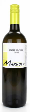 Grüner Veltliner  2016 / Marhold