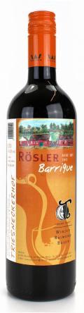 Roesler Riede Satz Barrique 2016 / Raimund Bauer - Triesneckerhof