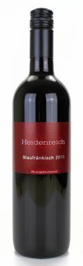 Blaufränkisch klassik 2015 / H & H Heidenreich