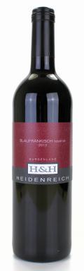 Blaufränkisch reserve 2015 / H & H Heidenreich