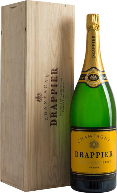 Champagner Carte d Or Brut . / Drappier
