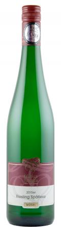 Riesling Briedeler Herzchen Spätlese lieblich 2015 / Wein- und Sektgut Markus Hensler