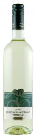 Bacchus Briedeler Schelm Qualitätswein 2016 / Wein- und Sektgut Markus Hensler