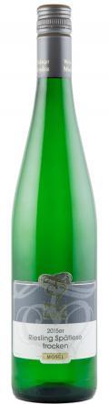 Riesling Spätlese 2015 / Wein- und Sektgut Markus Hensler