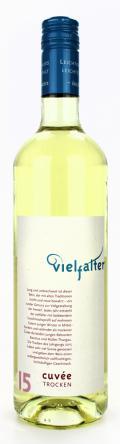 Cuvee Vielfalter 2015 / Weingut Schmidt Bullenheim