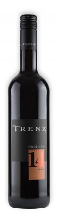 Pinot Noir im Holzfass gereift 2015 / Trenz