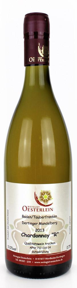 Chardonnay Dertinger Mandelberg  2014 / Oesterlein