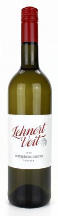 Weißburgunder  2019 / Weingut Lehnert-Veit GbR