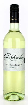Grauer Burgunder trocken 2018 / Weingut Sulzbacher