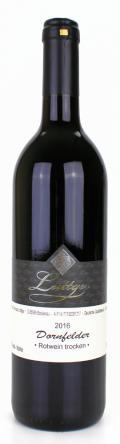 Dornfelder Qualitätswein 2016 / Weinhaus Lüttger