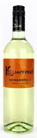 Grüner Veltliner Weinviertel DAC 2016 / Weinbau Leopold Klimpfinger