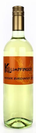 Weißburgunder  2016 / Weinbau Leopold Klimpfinger