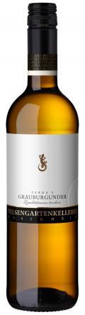 Grauburgunder TERRA S Grauburgunder QbA trocken 2019 / Felsengartenkellerei Besigheim