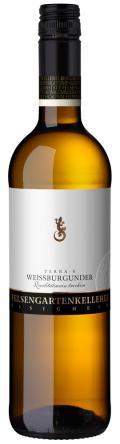 Weißburgunder TERRA S Weißburgunder QbA trocken 2018 / Felsengartenkellerei Besigheim