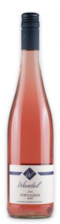 Cuvee Rosé mild BIO 2018 / Klaus und Judith Wendel