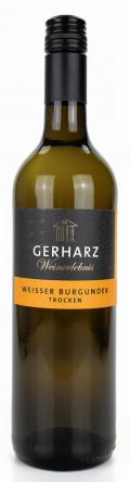 Weißburgunder  2016 / Gerharz Weinerlebnis
