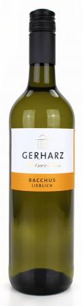 Bacchus lieblich 2016 / Gerharz Weinerlebnis