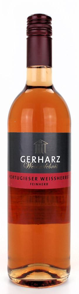 Portugieser Weißherbst 2016 / Gerharz Weinerlebnis