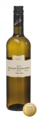 Grauer Burgunder Qualitätswein trocken 2017 / Grosch