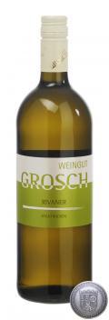 Rivaner Qualitätswein halbtrocken 2018 / Grosch