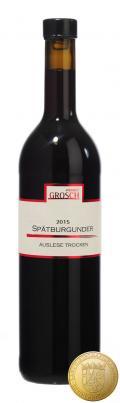 Spätburgunder Qualitätswein trocken 2016 / Grosch