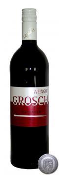 Dornfelder Qualitätswein fruchtsüß 2017 / Grosch