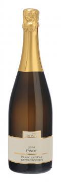 Pinot Blanc De Noir extra trocken, Qualitätsschaumwein 2014 / Grosch
