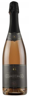Pinot Noir Crémant Baden Rosé brut 2014 / Weinmanufaktur Gengenbach-Offenburg