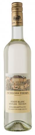 Pinot Blanc Spätlese trocken 2016 / Schloss Thorn