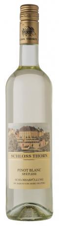 Pinot Blanc Spätlese 2016 / Schloss Thorn