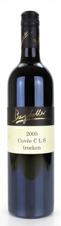 Cuvee CLS 2005 / Wein- & Sektgut, Destillerie Bergkeller