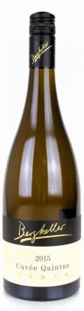 Cuvee Quintus 2015 / Wein- & Sektgut, Destillerie Bergkeller