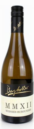 Weißburgunder Beerenauslese Deidesheimer Letten 2012 / Wein- & Sektgut, Destillerie Bergkeller