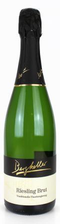 Sekt Riesling brut . / Wein- & Sektgut, Destillerie Bergkeller