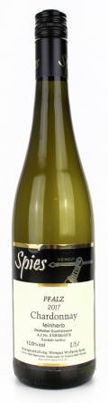 Chardonnay QbA 2017 / Wolfgang Spies