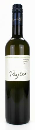 Weißburgunder Reserve Biowein 2017 / Bio Weinkunst Pegler