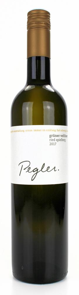 Grüner Veltliner Spielberg Biowein 2017 / Bio Weinkunst Pegler