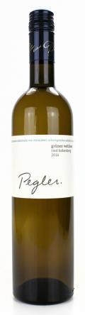 Grüner Veltliner Hohenberg Biowein 2016 / Bio Weinkunst Pegler