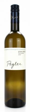 Grüner Veltliner Eichen Biowein 2016 / Bio Weinkunst Pegler